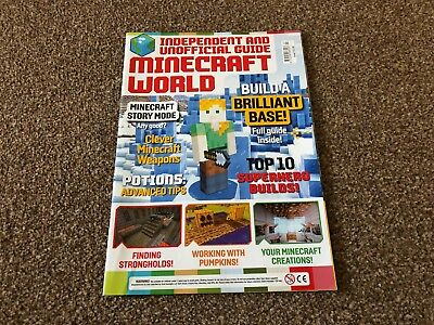 Minecraft World Magazine Issue 7