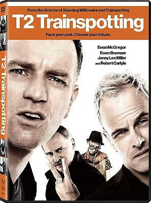 T2 Trainspotting (DVD) BRAND NEW, Ewan McGregor, Ewen Bremner *FREE SHIPPING!