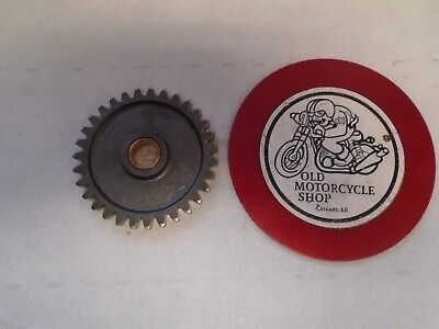 1980 - 1981 Can-Am Qualifier 400 Idler Gear