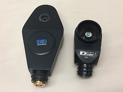 Keeler Ophthamoscope and Otoscope Diagnostic Set of two heads only.