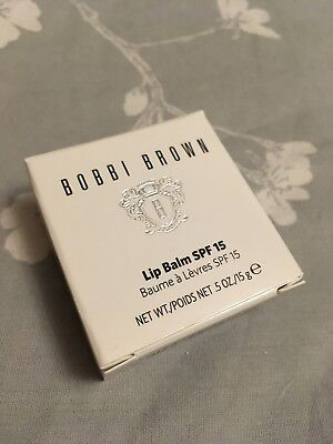 Bobbi Brown Lip Balm SPF 15 NEW £17