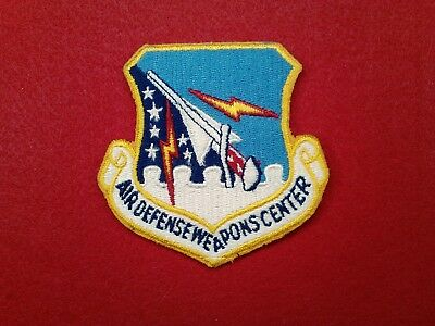 U.s.a.f...air Defense Weapons Center, 70's, New, Authentic, Very Nice