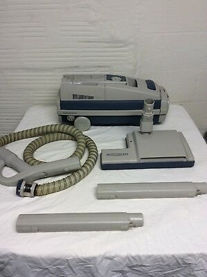 Electrolux Epic Series 6500 SR Canister Vacuum Cleaner w/Power Head