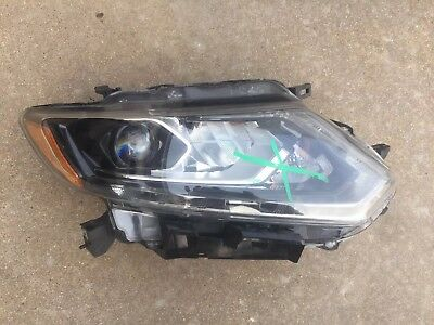 Nissan Rogue Led Headlights Nissan Recomended Car