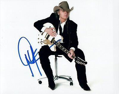 Dwight Yoakam Signed Autographed 8x10 Photo Country Music Singer COA