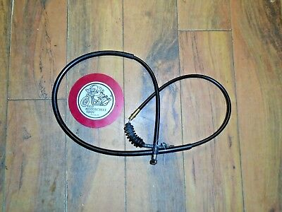 1980 - 1981 Can-Am Qualifier 400 Front Brake Cable