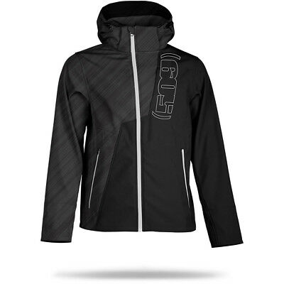 509 Tactical Soft-shell Hoodie Light Jacket - Black Ops/White  -M - L - XL- New