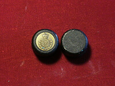 Original Canadian - Obsolete Canadian Police Threaded End Caps