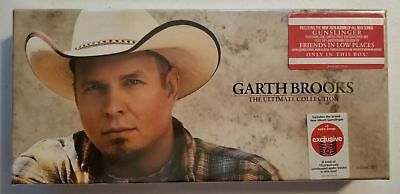 Garth Brooks - The Ultimate Collection Exclusive 10 Discs Box Set - New & Sealed