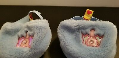 BUILD A BEAR Pink Blue/Slippers