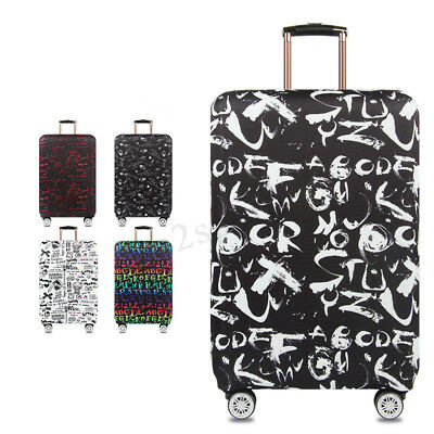 18-32'' Elastic Thick Luggage Cover Trolley Case Suitcase Dust Travel
