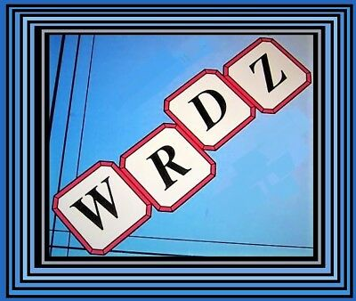 WRDZ.com Domain Name URL for Special Fun Entertainment or Great Business Website