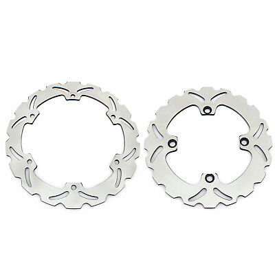 Front Rear Brake Discs Rotors for Honda CB 500 F X CBR500R 13 14 15 16 17 New