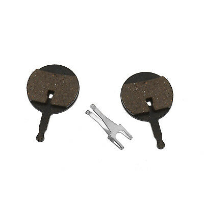 Pair of Resin MTB Bike Disc Brake Pads For Cycling Avid BB5 NV5 Spacer Bicycle