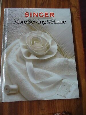 Book Singer More Sewing for the Home Hardcover
