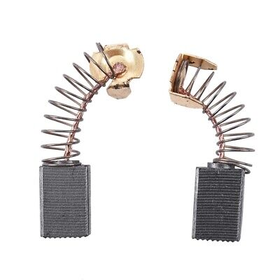 Spare part 15 x 10 x 6mm carbon brush 2 pieces for generic electric motor O9M7
