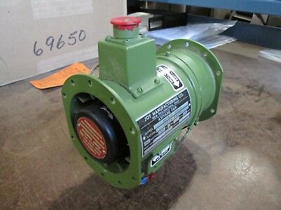Joy Mfg Axivane Fan Model AVF2R35-27D815 P/N X702-89A New Surplus