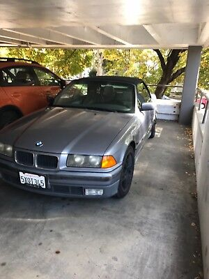 1995 BMW 3-Series  1995 BMW 325I E36 Convertible Five 5 speed Manual good running and driving condi