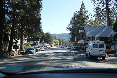 Cabin Lot, Crestline/lake Gregory Area, Buy 1 Or 2, Road Access, Power, Look