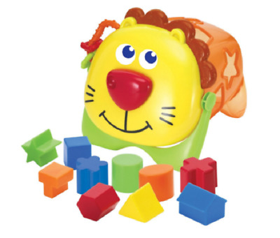 Shape Sorter Educational Toys For 2 Year Olds Best Toy For Toddlers Animal Learn