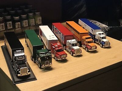 Pre-own Diecast  // The North American Brewmaster Collection .