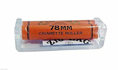 "Zig Zag AUTHENTIC Cigarette Roller/ Rolling Machine 78mm/ 1.25""**FREE SHIPPING**"