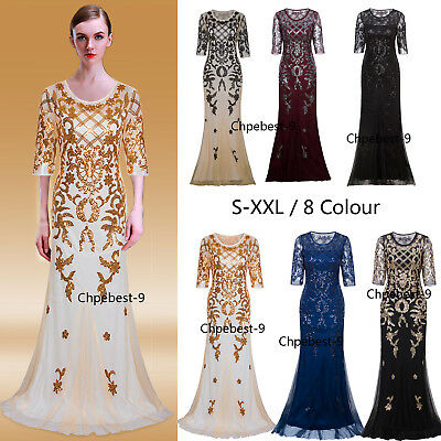 Evening Wedding Gowns Prom Party Christmas Dress Party Womens Clothing Plus Size
