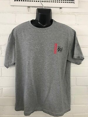 Vintage 90s Levis 501 T Shirt Size Large Made In USA