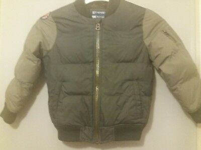 boys thick warm jacket from next size 6yrs.