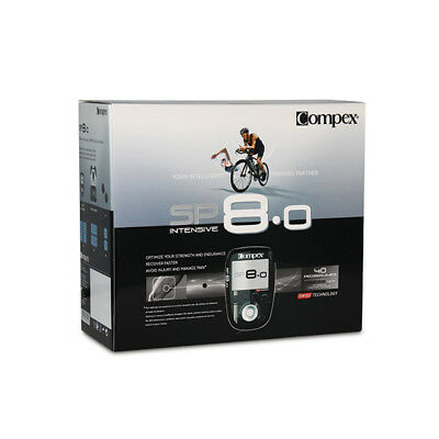 Compex SP8.0 Wireless Muscle Stimulator FREE Delivery & Insurance