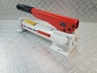 Spx power team P19 Hydraulic Handpump