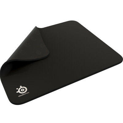 Mass Anti-Slip Rubber Gaming Mouse Pad Size 210*260*2mm Black Steelseries Qck