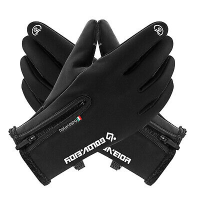 Winter Outdoor Cycling Hiking Sports Gloves Touch Screen Warm Men Women Gloves