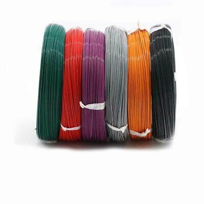 PTFE 0.35mm² Silver Plated Copper Wire Cable Flexible Stranded Wires For Family