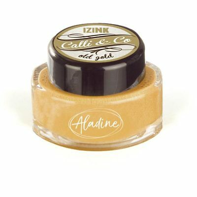 Aladine Calli & Co Ink Calligraphy Old Gold | 15ml