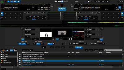 Serato Dj PRO 2.1.0 W/ Video - Pitch N Time - Sampler - FX - and More!!