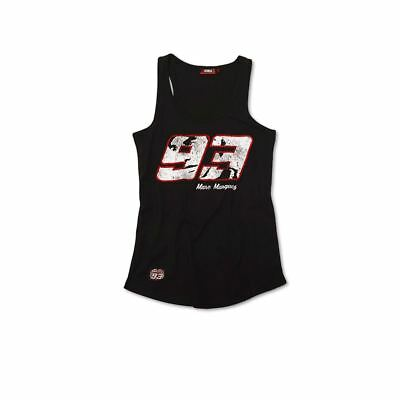 New Official Marc Marquez 93 Black Polo MMMPO 105704