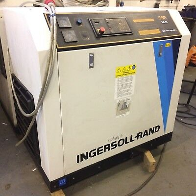 Ingersoll Rand SSR ML15  air compressor