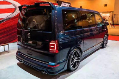 Vw T6 Roof Spoiler Abt Look