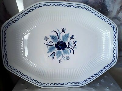 Loyal Adams Baltic 34 Cm Platter Pottery, Porcelain & Glass