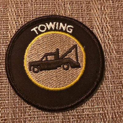 Towing Special Unit NYPD New York City Police Patch