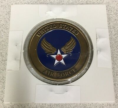 USAF Deputy Chief Of Staff Personnel Challenge Coin