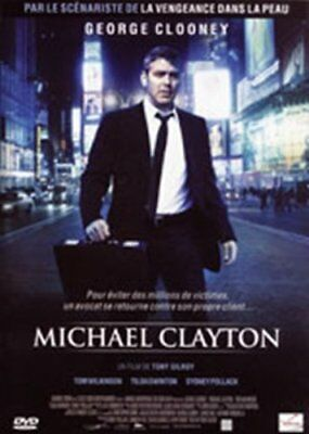 Michael Clayton (Georges Clooney) | DVD neuf (sous blister)