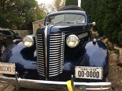 1938 Buick SPECIAL  1938 BUICK, STRAIGHT 8, VERY, VERY, VERY CLEAN CAR
