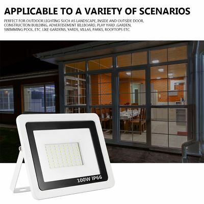 220V LED FloodLight 10W 30W 50W 100W Reflector LED Flood Light Waterproof IP66