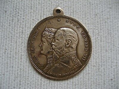 British Commomorative King Edward VII Queen Alexandra to Germany 1903-1910