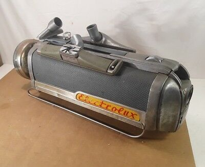 Vintage 1950s Electrolux Vacuum Cleaner Model LX Tested and Working with Brushes