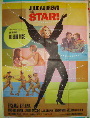 Star!-Robert Wise-Julie Andrews-R.Crenna-Musical-Art By Grinsson-French (47x63)