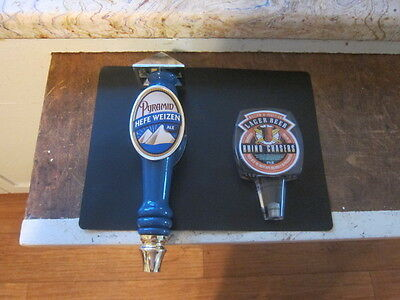 Rhino Chasers Lager Beer Tap Handle