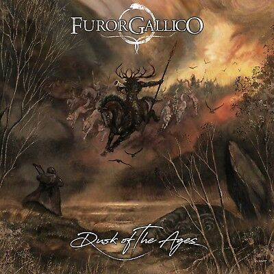 FUROR GALLICO - Dusk Of The Ages - CD DIGIPACK